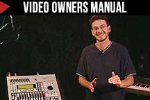 VIDEO OWNERS MANUAL